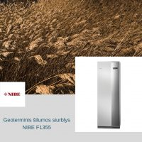 geoterminis NIBE F1355