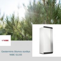 geoterminis NIBE S1155