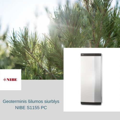 geoterminis NIBE S1155 PC
