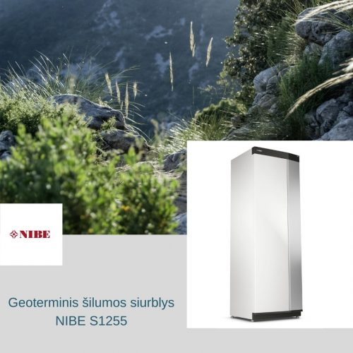 geoterminis NIBE S1255