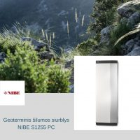 geoterminis NIBE S1255 PC
