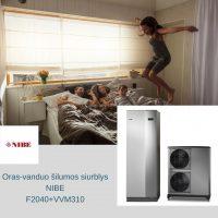 NIBE F2010+vvm310